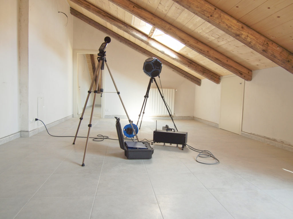 Equipment required for testing residential properties for Sound Insulation