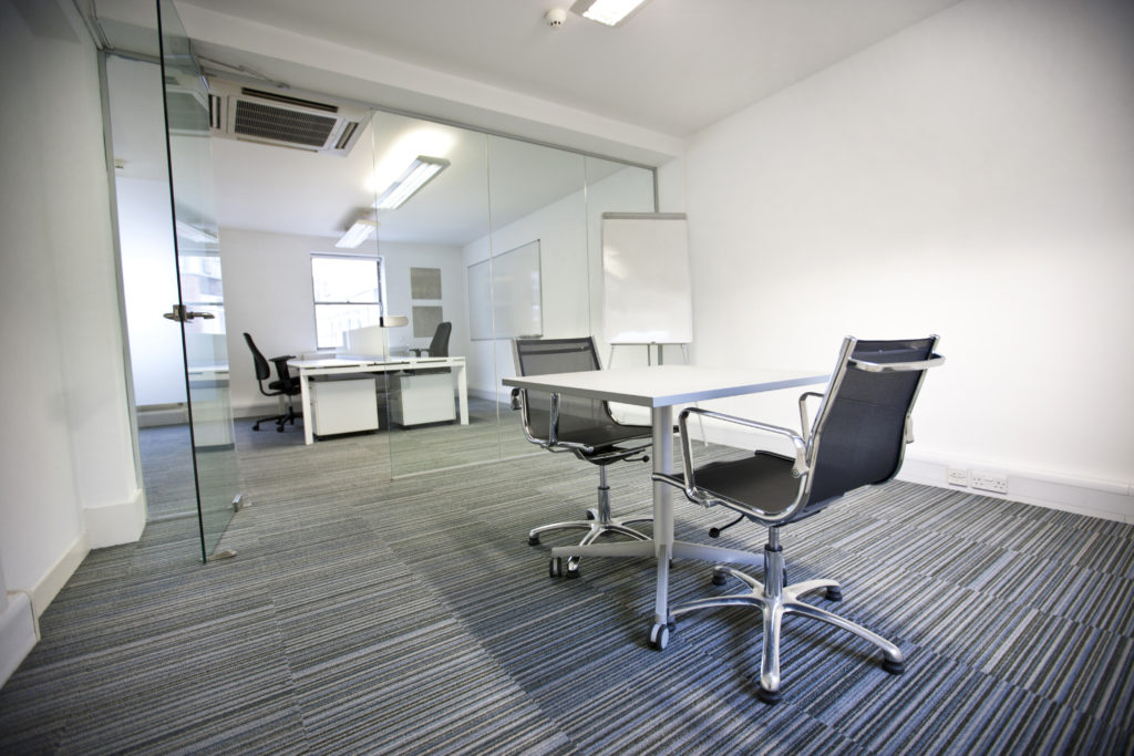Smaller office space introduce different acoustic issues