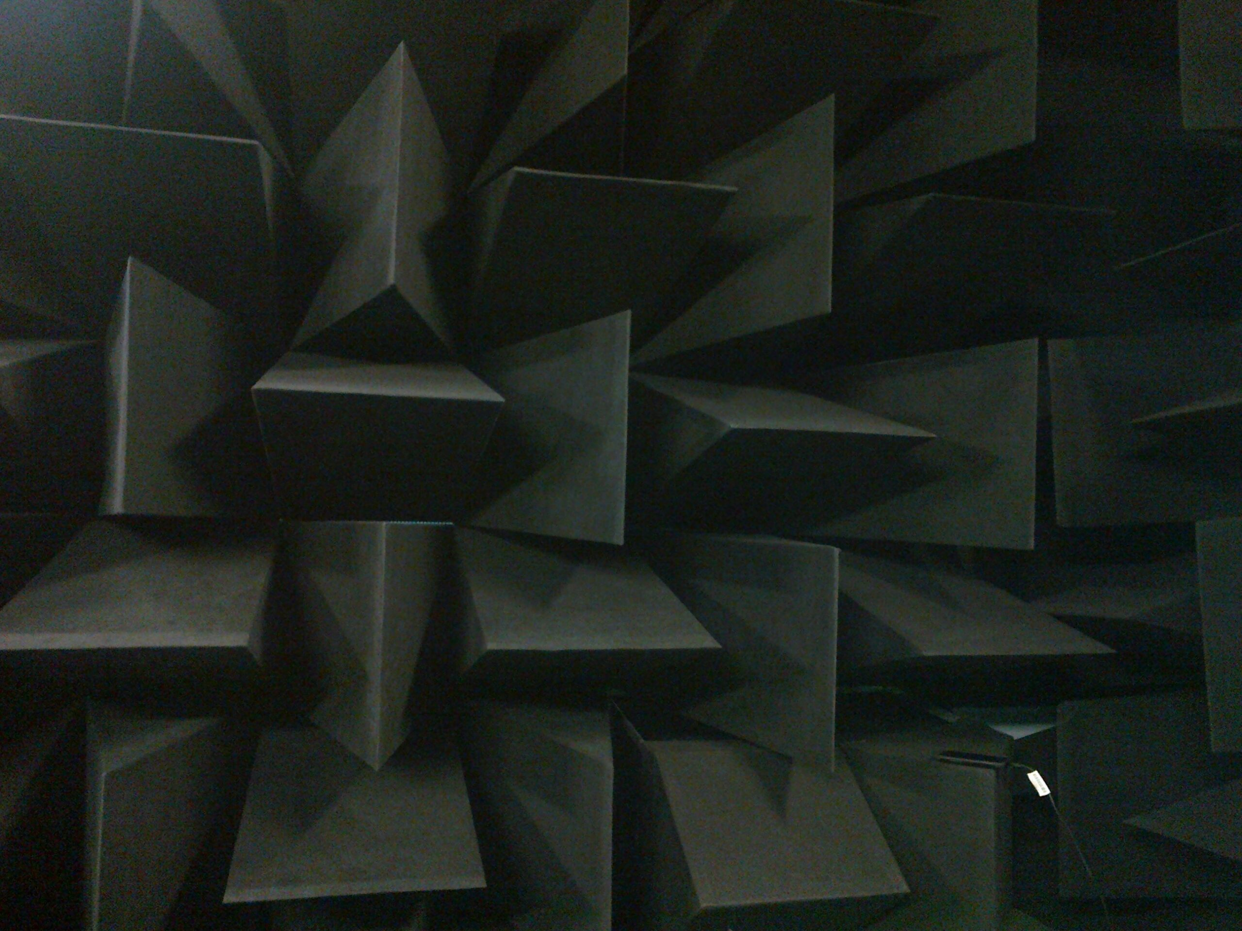 Anechoic Wedge