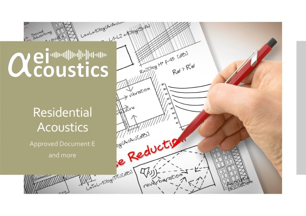 CPD availability from AEI Acoustics
