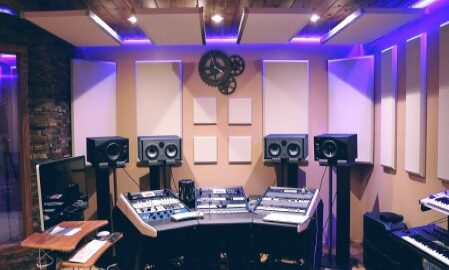 Music and Recording Studios